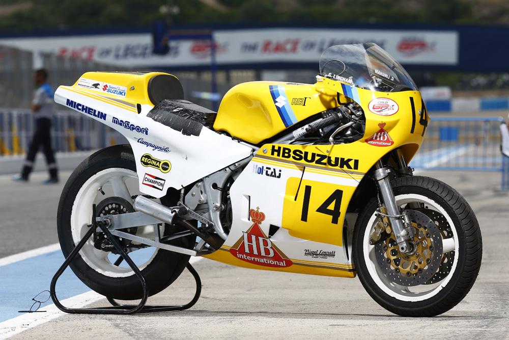 500cc 2-stroke GP - World GP Bike Legends