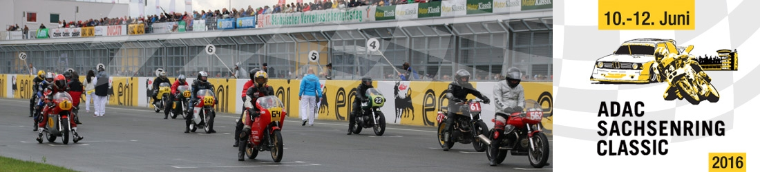 Banner-Sachsenring